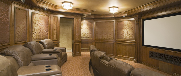 Custom Home Theater Design Installation Callaway Atlanta
