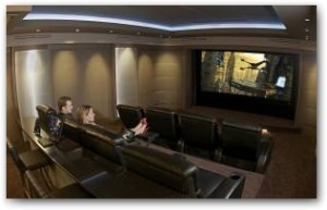 Star Wars Style Home Theater