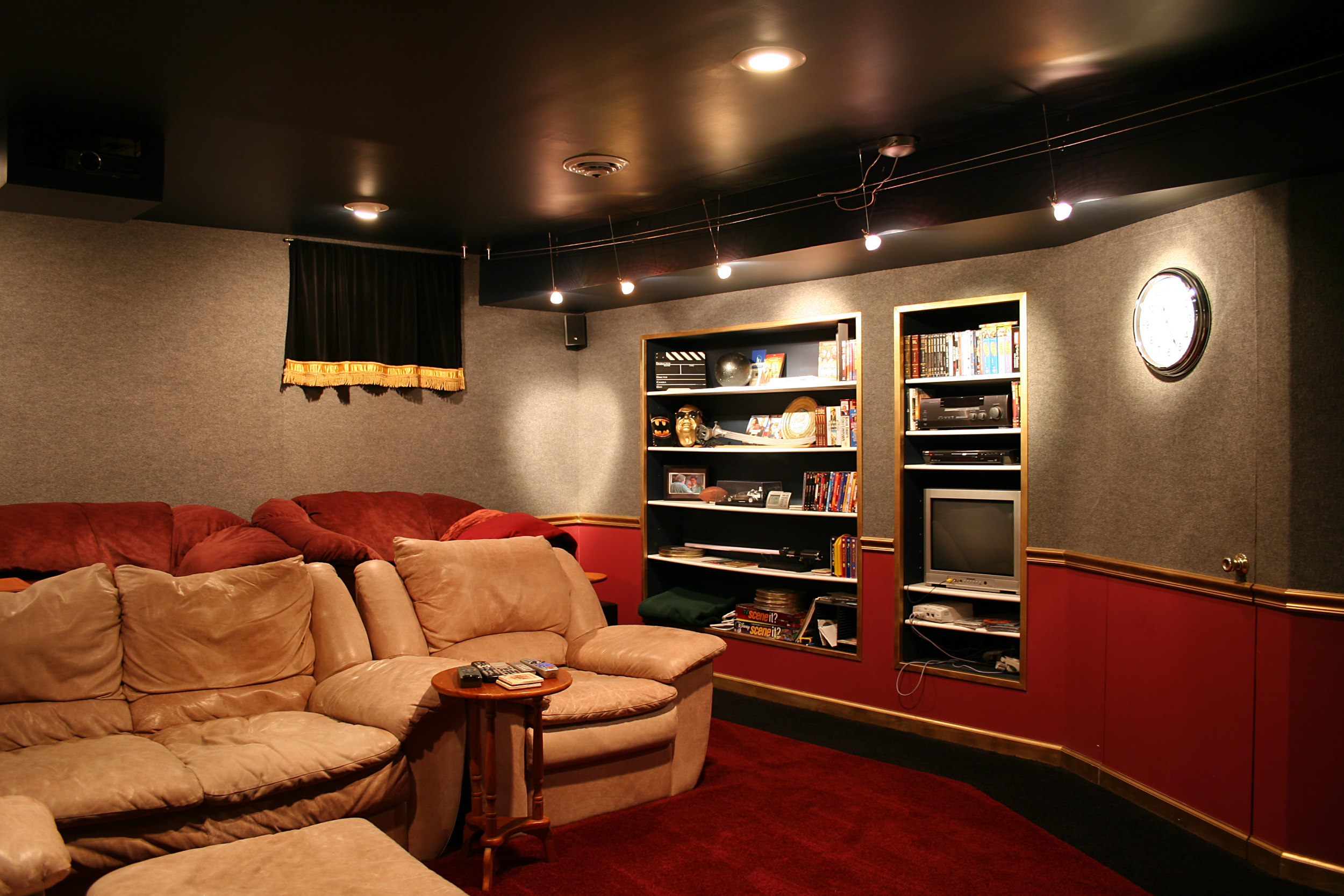 How to make home theater room - The 25 Most Amazing Home Theater Systems