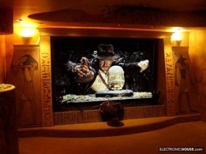 Indiana Jones Home Theater